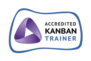 Accredited Kanban Trainer badge