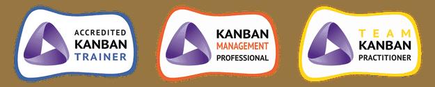 Kanban University badges