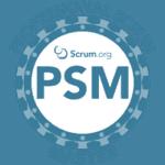 Scrum.org Professional Scrum Master logo (PSM)