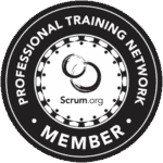 Logo Scrum.org Professional Training Network