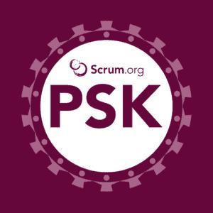 Logo Scrum.org Professional Scrum with Kanban (PSK)